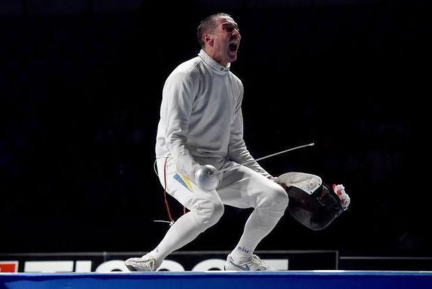 Нікішин виборов бронзу чемпіонату світу з фехтування / noc-ukr.org
