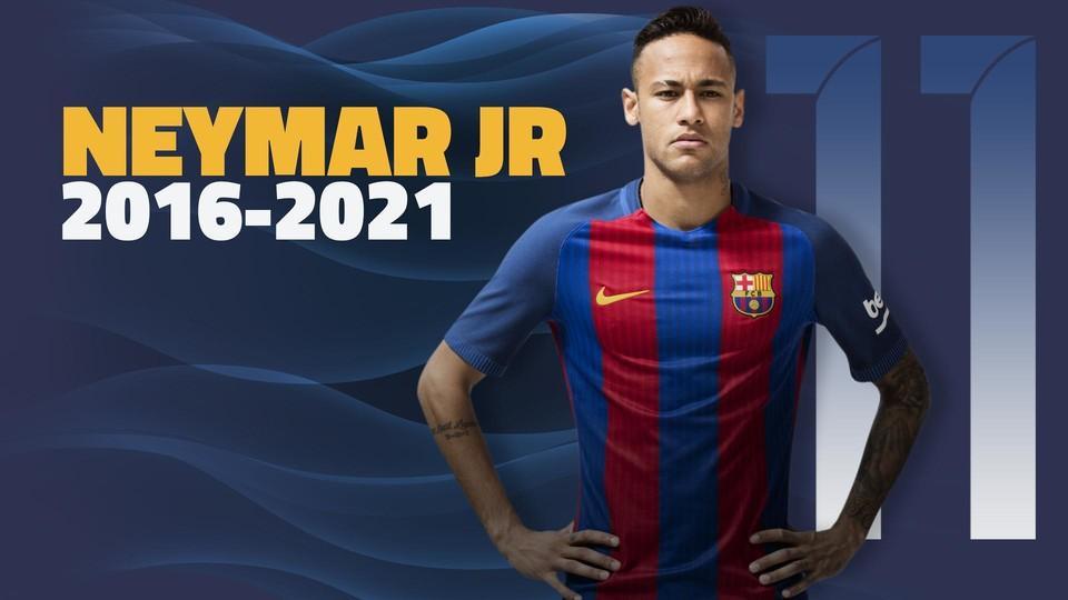 Неймар буде продовжувати виступати у складі головної каталонської команди / fcbarcelona.com