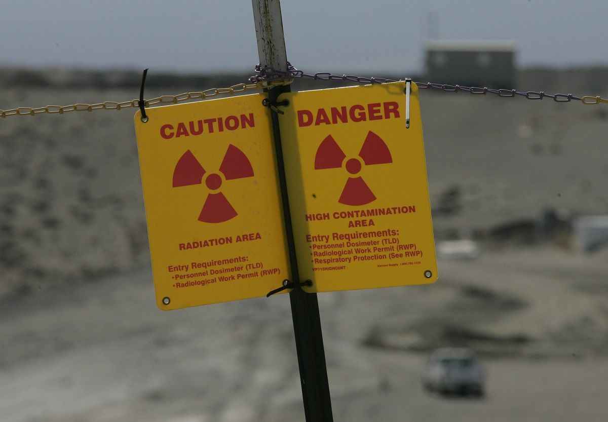 В последний раз ядерные испытания в США прошли в 1992 году/ фото bm.img.com.ua