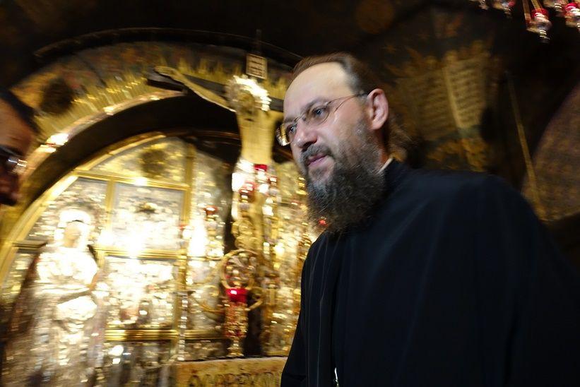 Управляющий делами УПЦ митрополит Бориспольский и Броварской Антоний (Паканич)