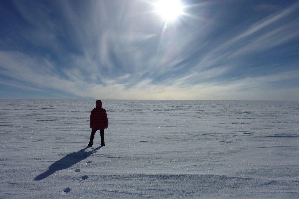 В этот день 1895 году впервые на берег Антарктиды сошли люди / фото Eugene Kaspersky via flickr.com