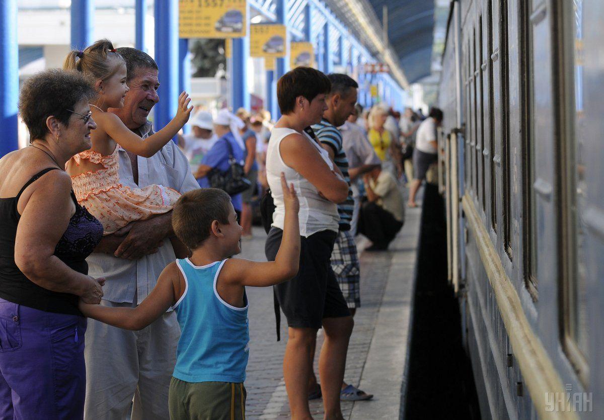 Билеты на поезда в Украине подорожали еще раз / фото УНИАН