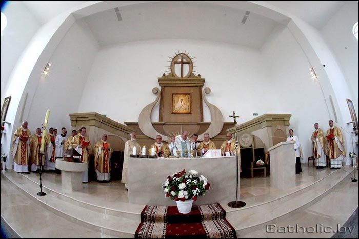 Строительство храма длилось шесть лет