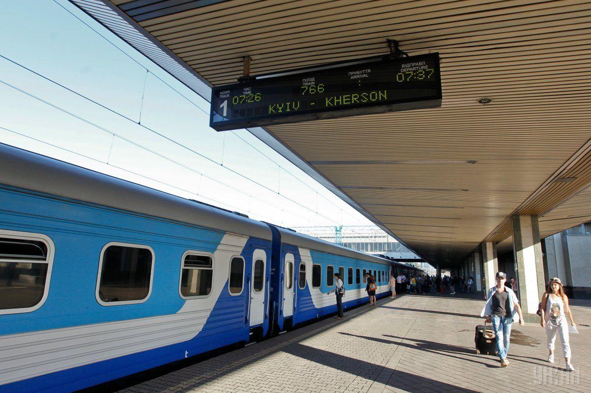 Гройсман порадив керівництву «Укрзалізниці» раз на місяць їздити на потягах / фото УНІАН