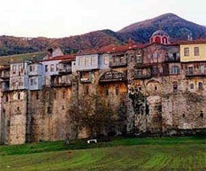 Иверский монастырь наАфоне