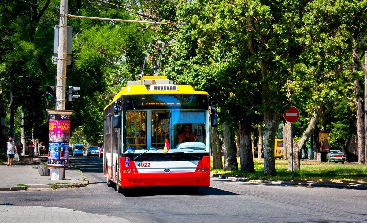 Картинки по запросу троллейбус №5 в одессе