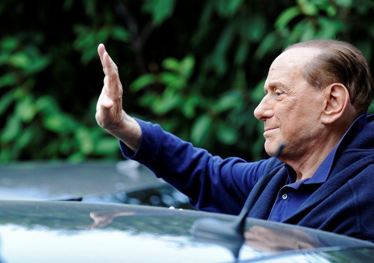 Сільвіо Берлусконі / Reuters