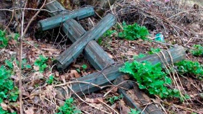 Львівський суд оштрафував 3 поляків за хуліганство на Личаківському цвинтарі / pushkinska.net