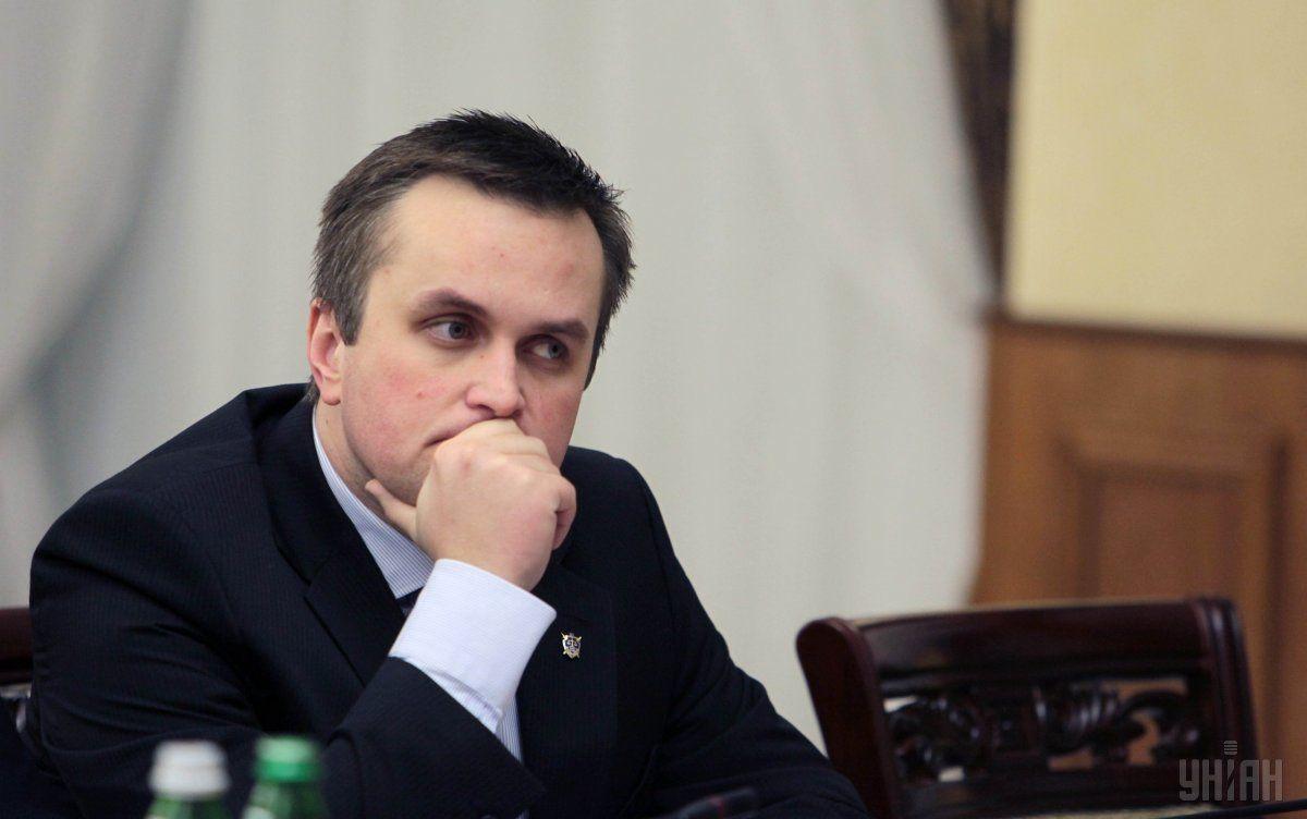 Назар Холодницкий рассказал, как в его кабинете появился жучок / УНИАН