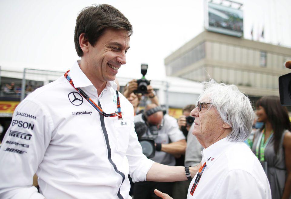 """В """"Формуле-1"""" не должно быть командной тактики, убежден босс серии / autosport.com"""