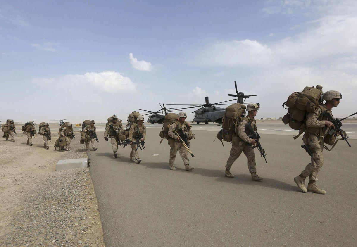 Выход США из Афганистана может убедить Россию и Китай начать войны с Украиной и Тайванем / фото REUTERS