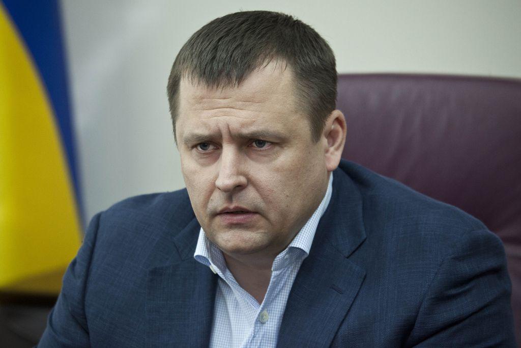 Мэр Днепра Борис Филатов / 1stvc.net
