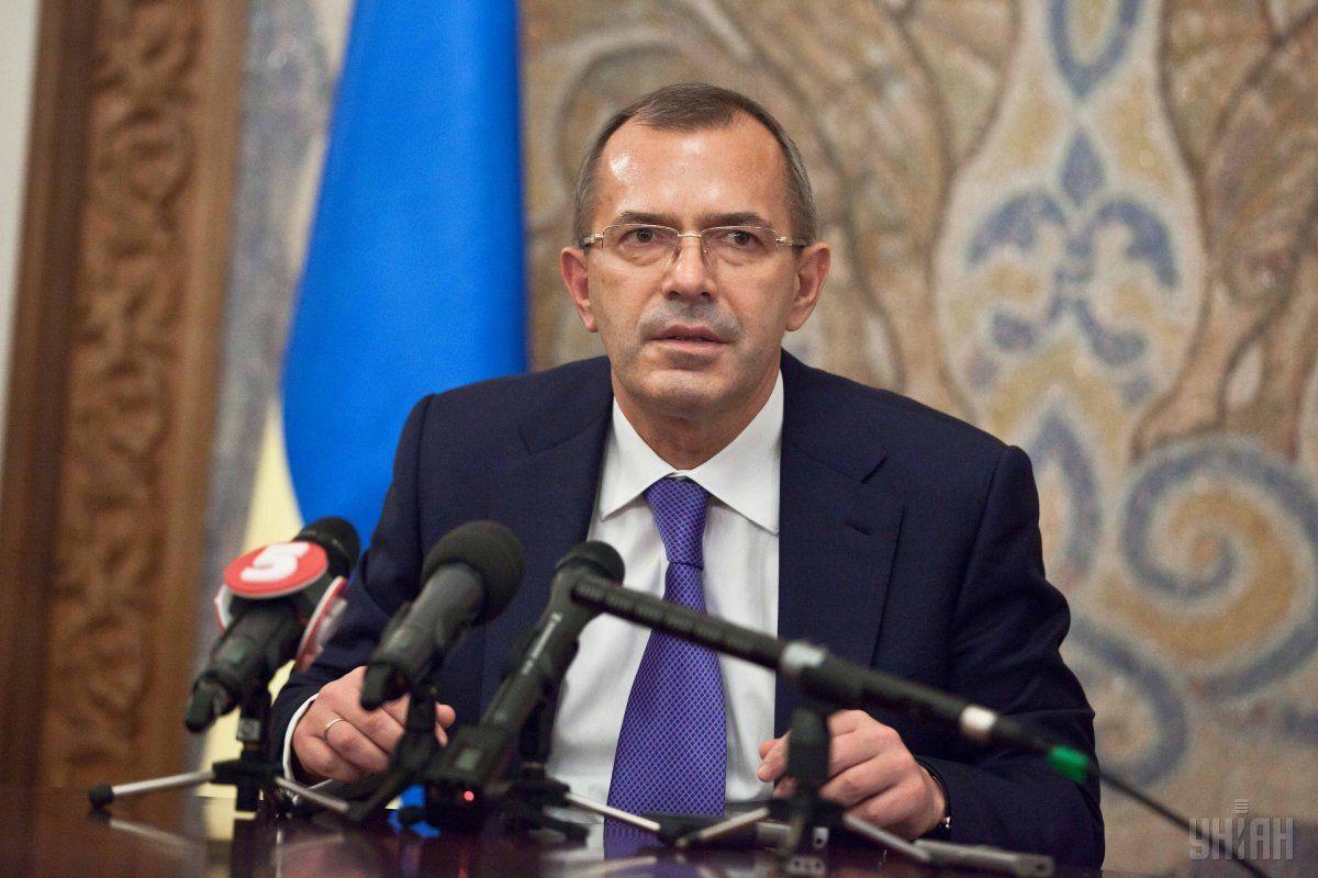 Санкции в отношении Андрея Клюева на период до 2019 года остаются действующими / фото УНИАН