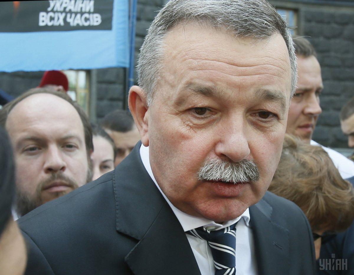 Захист Василишина заявив про відвід судді / Фото УНІАН