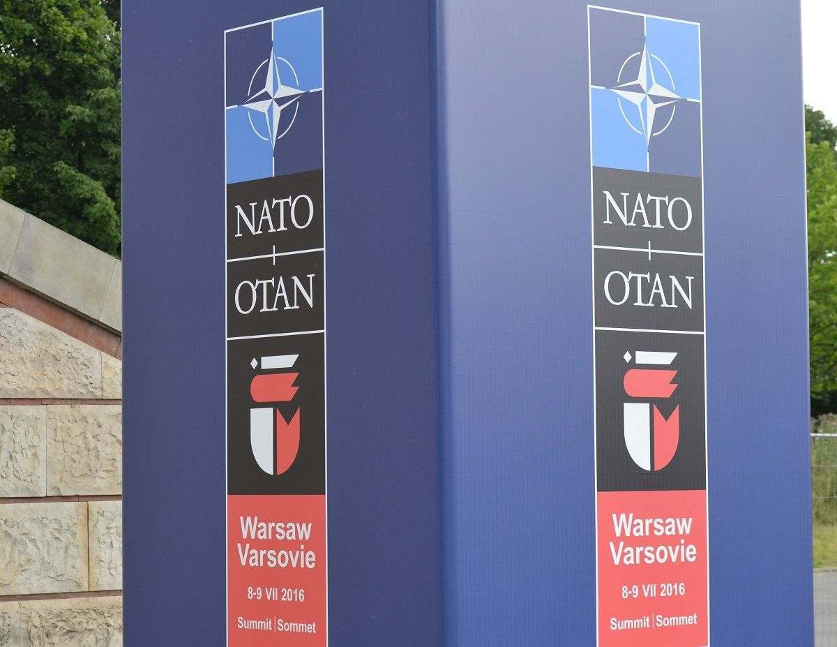 Warsaw was hosting the NATO Summit on July 8-9 / Photo from UNIAN