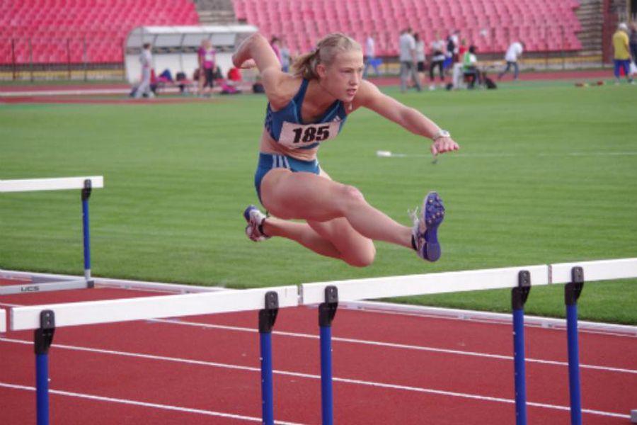 Алина Шух признана лучшей легкоатлеткой Украины в июне / ngu.gov.ua