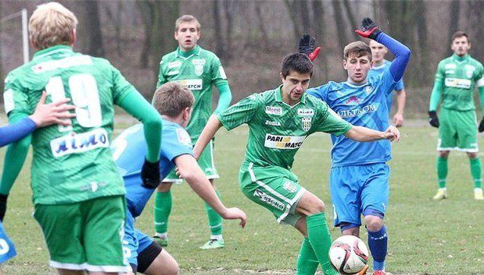 """Молодежки """"Карпат"""" и """"Олимпика"""" сыграли договорной матч / football24.ua"""
