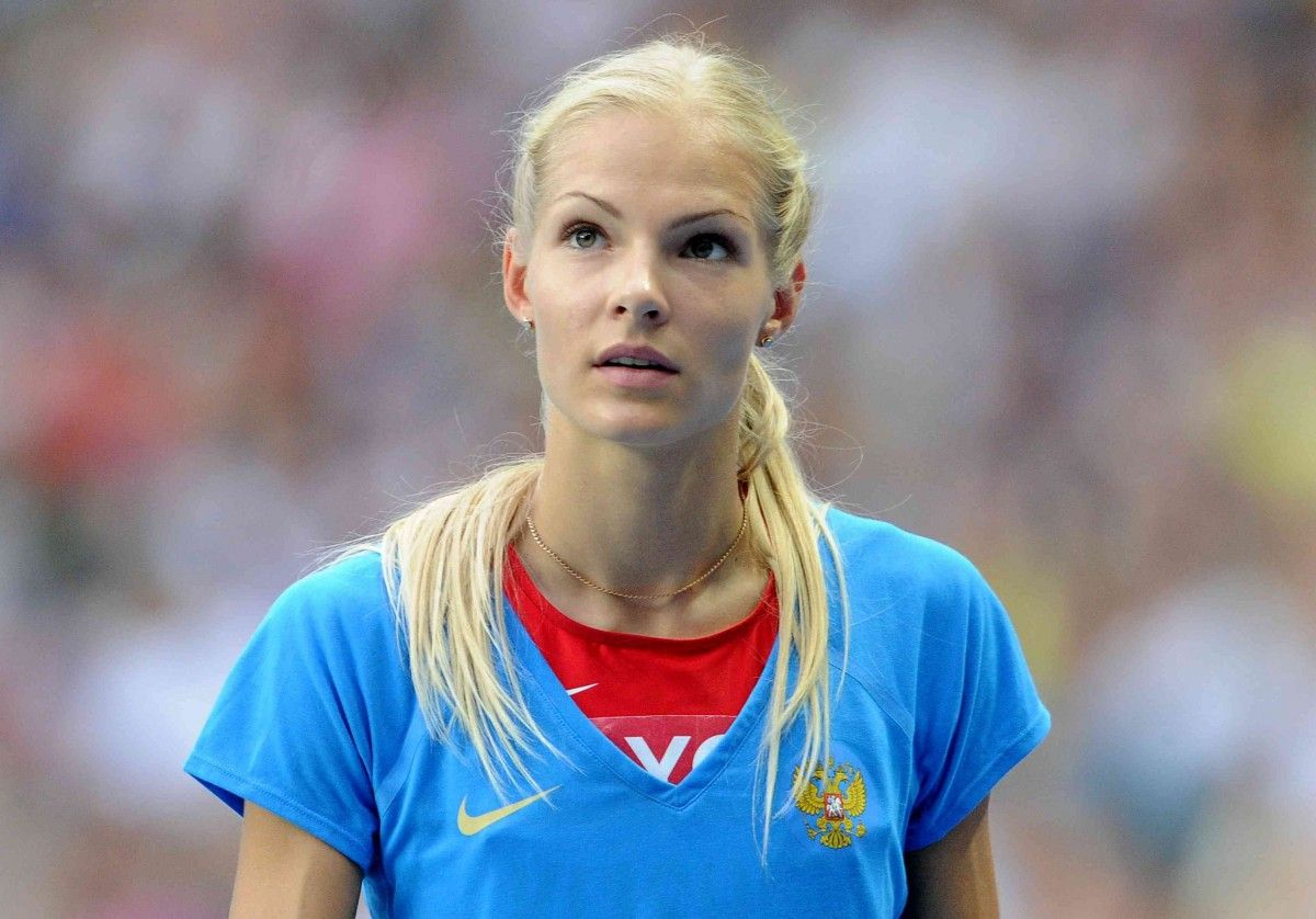 Klishina will compete as a neutral athlete / Photo from sport-express.ru