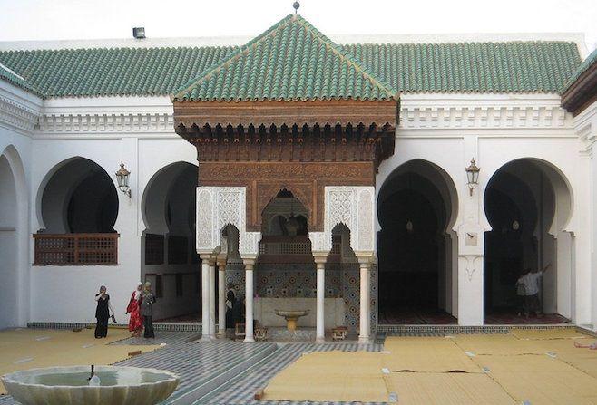 На протяжении столетий Аль-Карауин был ведущим звеном культурных связей между Марокко и Европой. Фото: Ислам для всех
