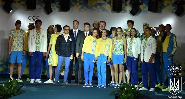Сборная Украины уже установила первый антирекорд Игр в Рио  / noc-ukr.org