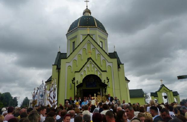 прес-служба Тернопільсько-Зборівської єпархії УГКЦ