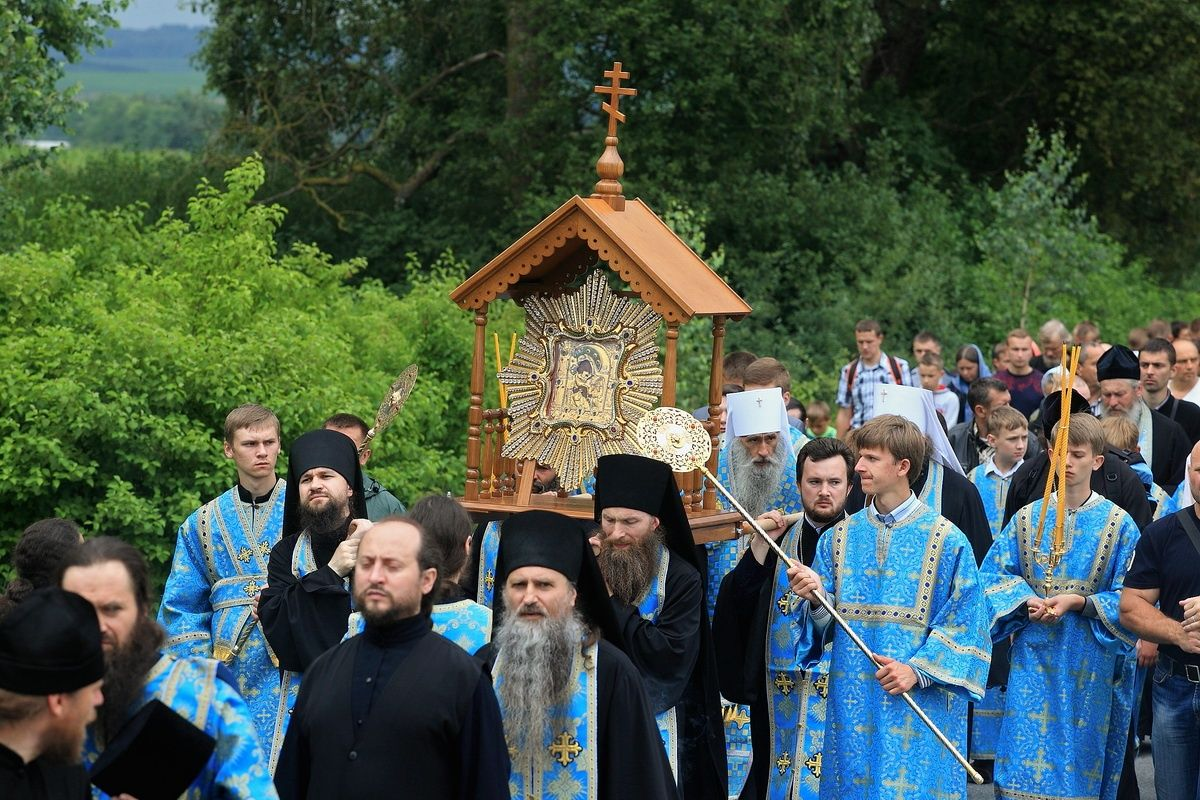 Фото: сайта Свято-Успенской Почаевской лавры