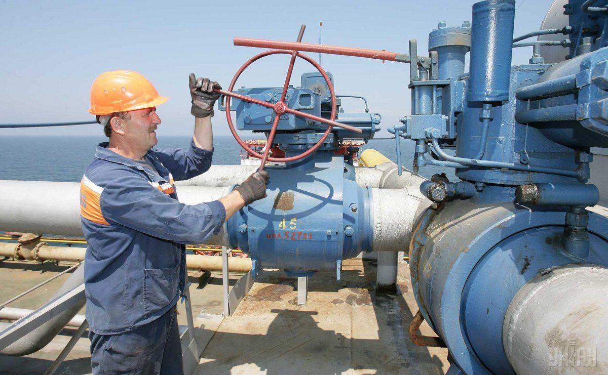 Заявки на добычу газа на шельфе Черного моря подали 4 компании / фото УНИАН