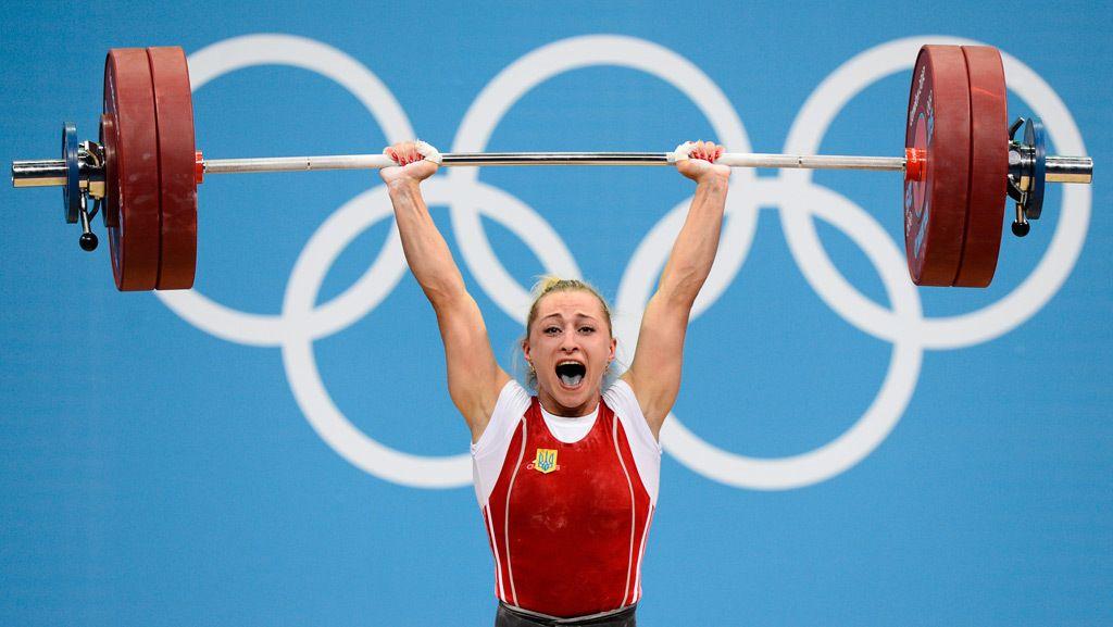 Одни из лидеров украинской тяжелой атлетики попалась на допинге / sport.bigmir.net