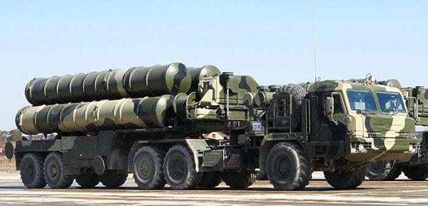 Росія розгорнула в окупованому Криму З-400 / militaryarms.ru