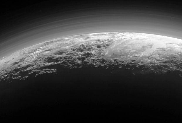 За Плутоном нашли новую планету-карлика / NASA