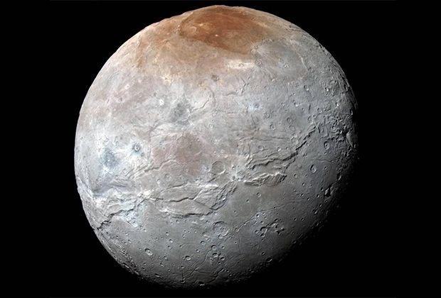 Влітку 2015 року космічний зонд New Horizons вперше зблизився з Плутоном / NASA