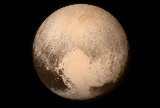 В 1930 году карликовая планета Плутон получила свое имя / NASA