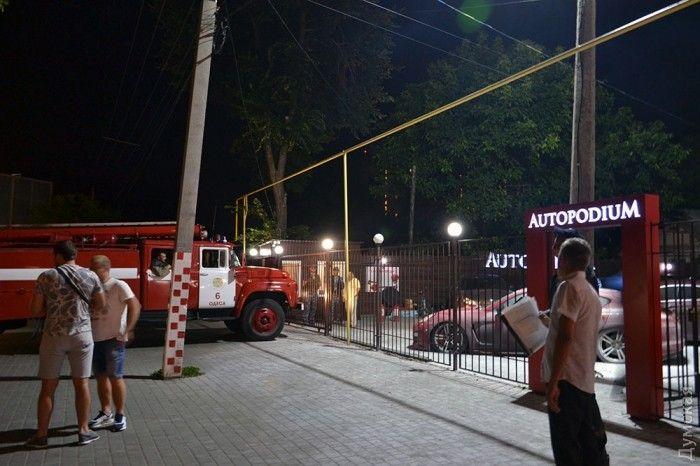 Одесса взрыв авто / dumskaya.net