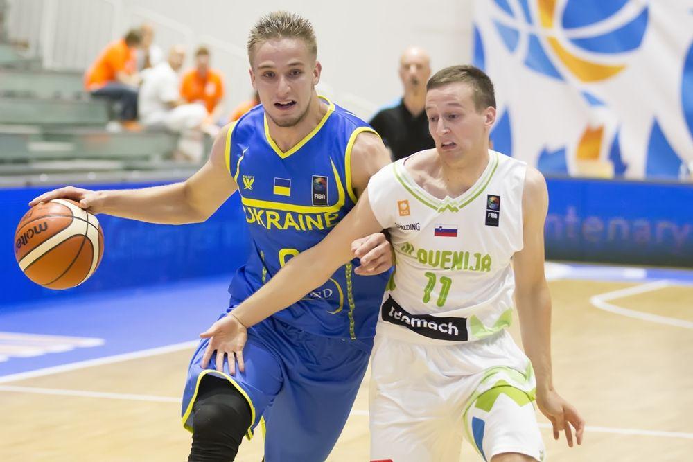 Кобец стал самым результативным / FIBA Europe