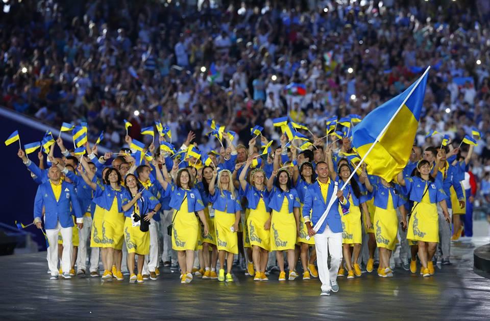 Проводі олимпийской сборной состоятся 23 июля / НОК Украины