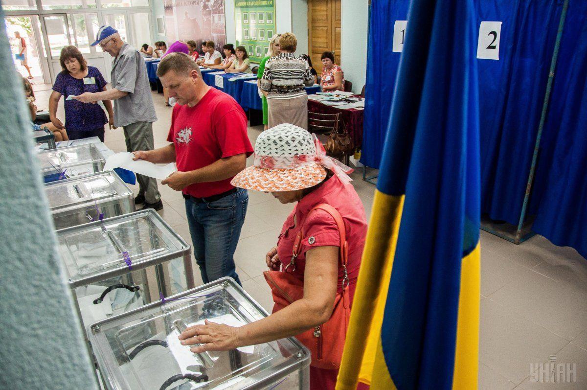 Почти 70 украинцев не верят в честность выборов