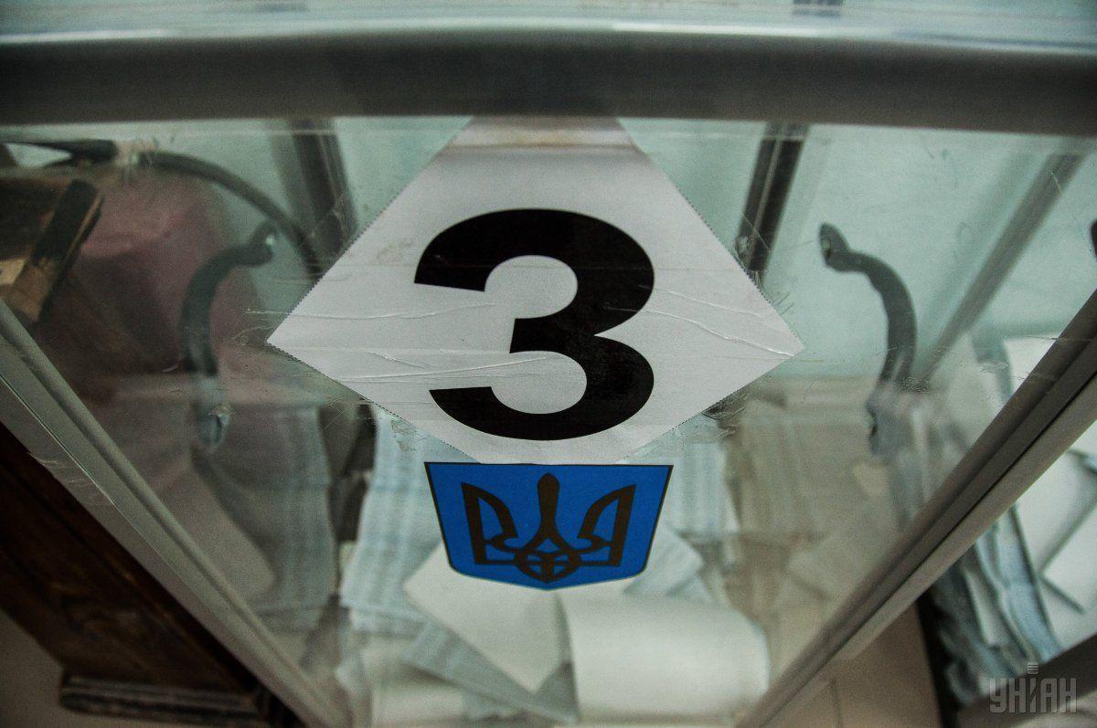 Переселенцы смогут проголосовать на президентских и парламентских выборах по упрощенной процедуре временного изменения места голосования.\ фото: УНИАН