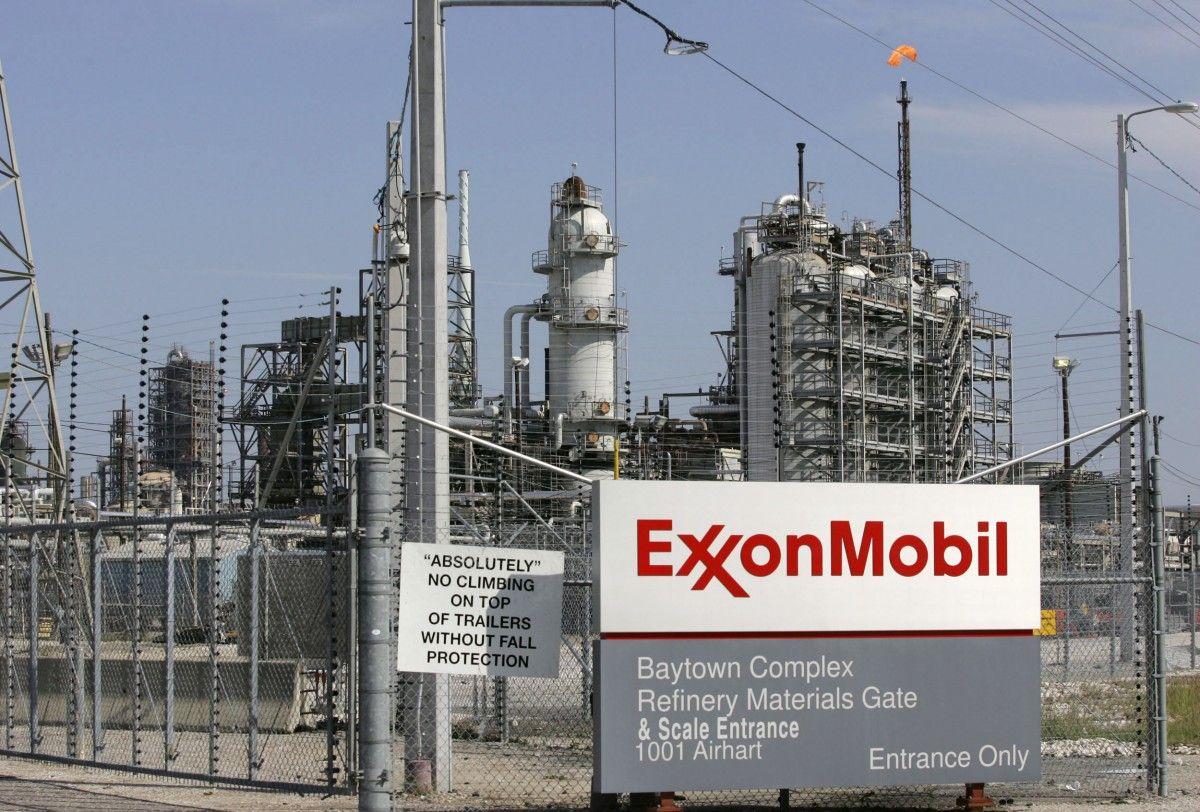 ExxonMobil оскаржила штраф США за порушення санкцій проти Росії