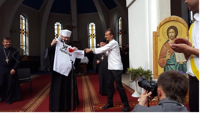 Фото: прес-служба Тернопільсько-Зборівської архиєпархії