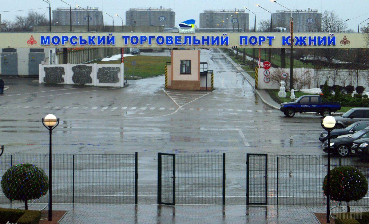АМКУ визнав змову у справі про днопоглиблення порту