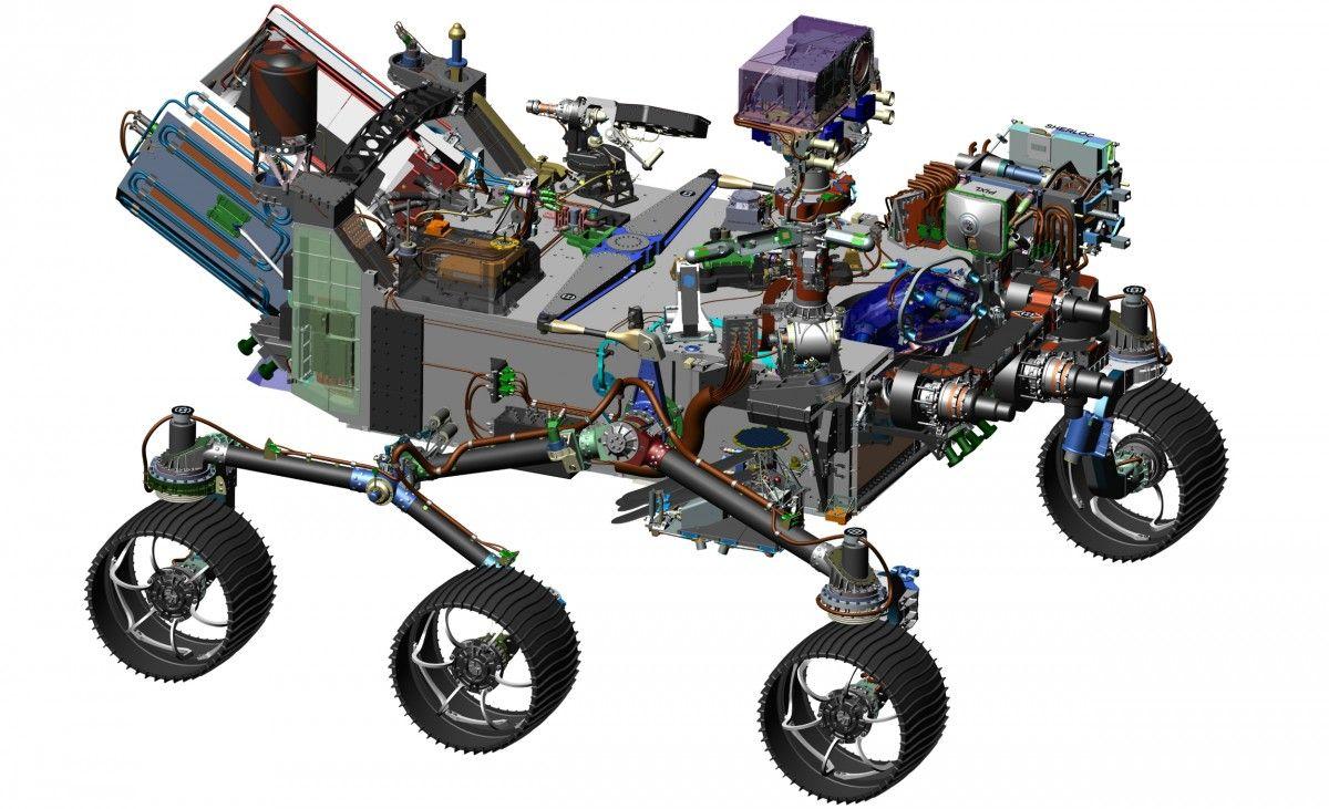 Фото NASA/JPL-Caltech