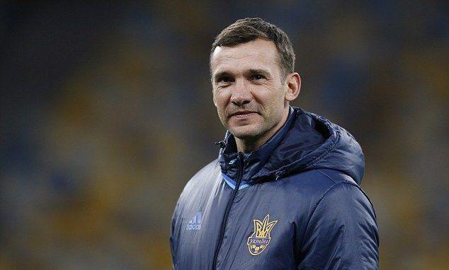 Шевченко мог возглавить сборную четыре года назад / dynamo.kiev.ua