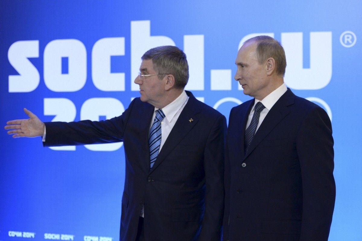 Россию пока не исключили из числа участников ОИ / news.sportbox.ru