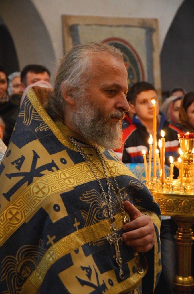 Архімандрит Кассіан (Шостак), намісник Архангело-Михайлівського Звіринецького монастиря в Києві