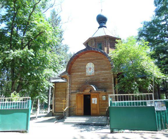 Церковь в честь иконы Божией Матери