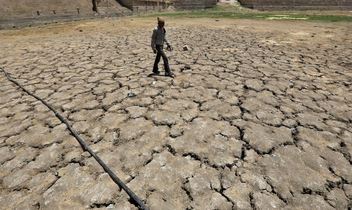 Проблемы климата / REUTERS
