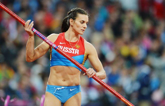 Исинбаева считает, что Олимпийский мир испугался Россию / klbviktoria.com