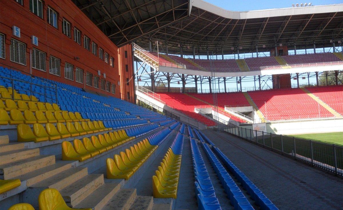 Финал Кубка Украины пройдет на