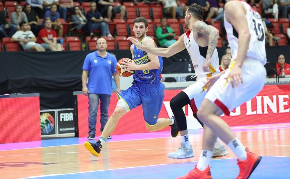 Украинская молодежка не сумела попасть в четверку лучших команд континента / fiba.com/europe