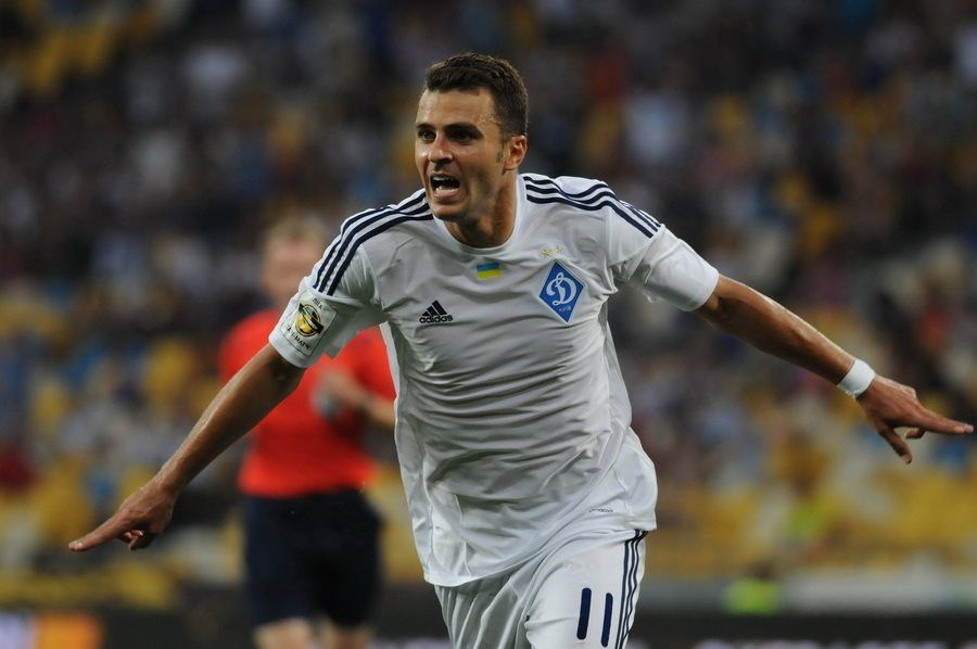 Мораес реализовал пенальти в матче / фото football.ua